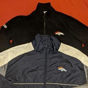 Denver Broncos Sports Illustrated Jacket Bundle